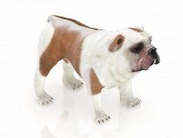 Dog 3d Model Free Download Page 4 Cadnav Com