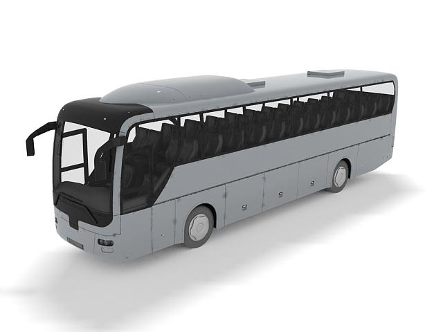 3D Модель Шина