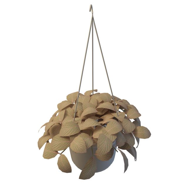 Hanging planter 3d model 3ds max files free download - modeling