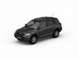 Toyota Sequoia SUV 3d model