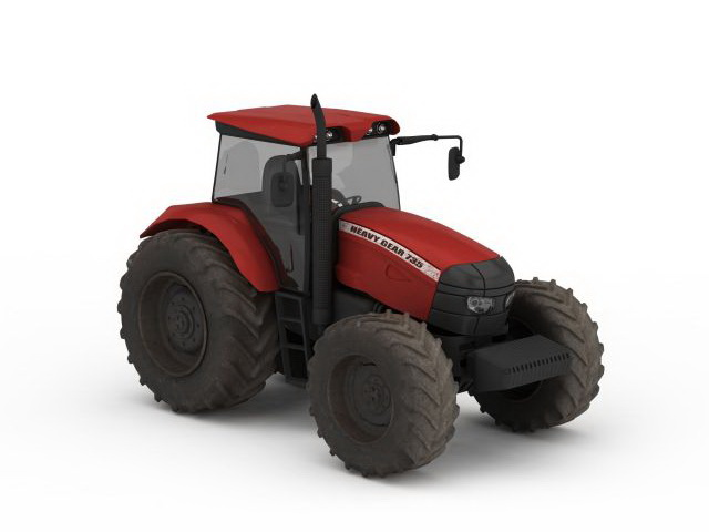 agriculture tractor 3d model 3ds max files free download