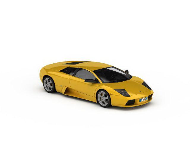 3dSkyHost: Lamborghini murcielago roadster 3D Model