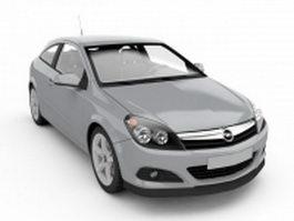 Opel Adam 3d model