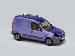 Renault Kangoo Compact 3d model