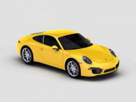 Porsche 911 Carrera S 3d preview