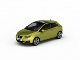 SEAT Ibiza 3d model