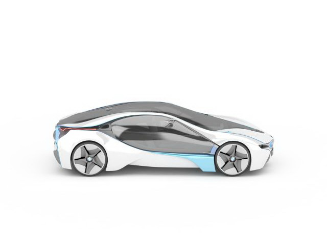 Bmw I8 Concept 3d Model 3ds Max Files Free Download Modeling 30292
