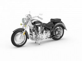 Yamaha Star Cruiser 3d model