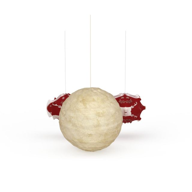 Hanging Ball Lamps 3d Model 3ds Max Files Free Download