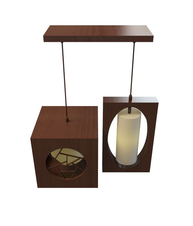 Japanese pendant lighting 3d model  sc 1 st  CadNav & Japanese pendant lighting 3d model 3ds max files free download ... azcodes.com