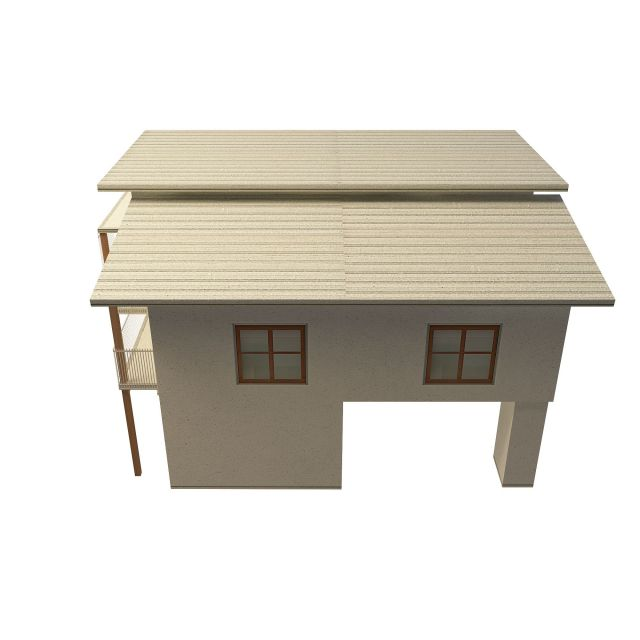 3d Home Design Deluxe 6 Free Download: Stilted House 3d Model 3ds Max Files Free Download