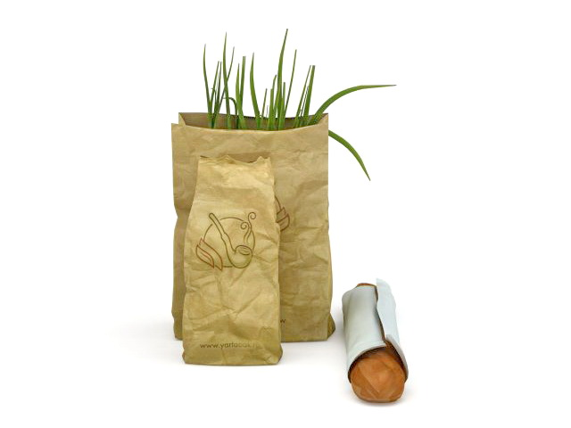 Paper Bag With Food 3d Model 3ds Max Files Free Download