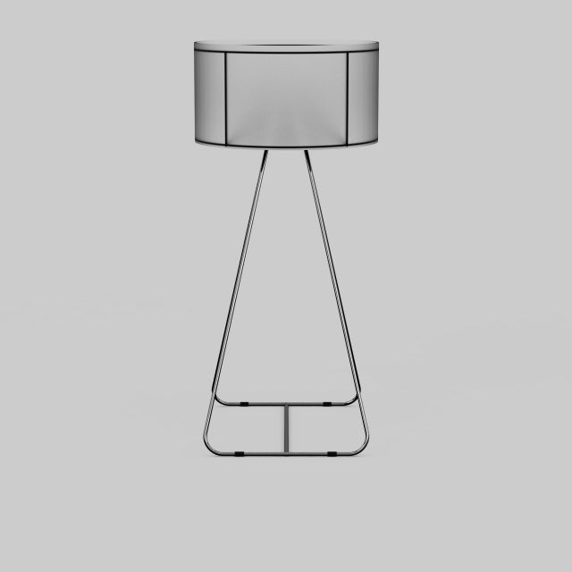 Wire frame floor lamp 3d model 3ds max files free download 3d model of wire frame floor lamp available 3d file format x 3d studio max 2010 v ray render texture format jpg free download this 3d objects and greentooth Gallery