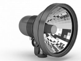 Outdoor spotlight floodlight 3d model