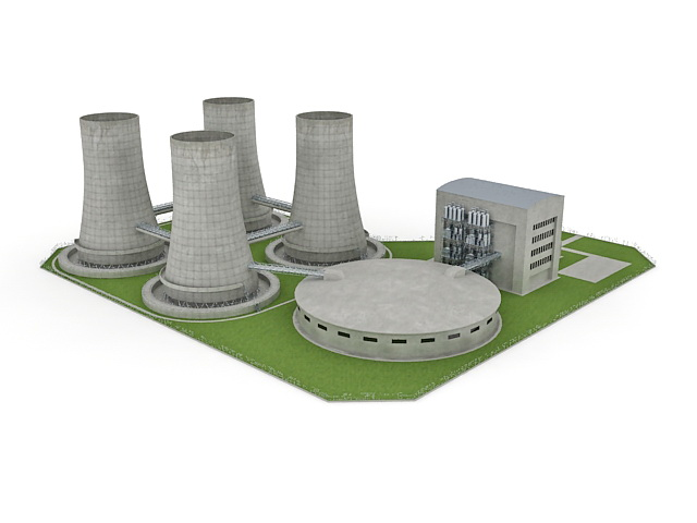 how to make thermal power plant model