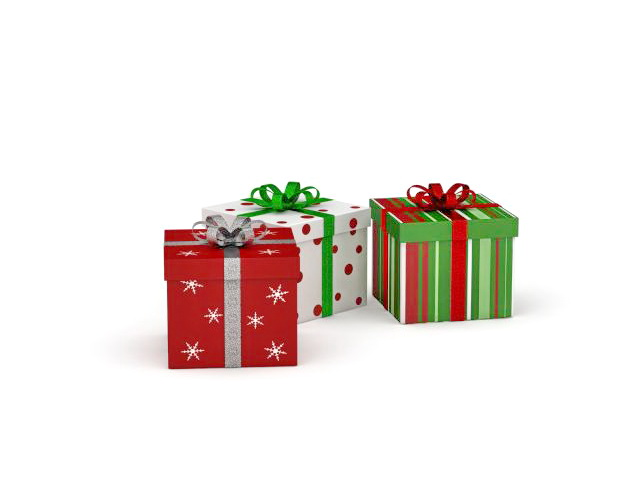 Christmas gift boxes 3d model 3ds max files free download christmas gift boxes 3d model negle Choice Image