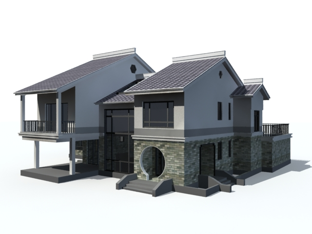 3d max model free download architecture