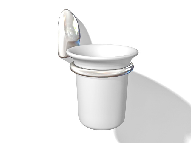 Wall toothbrush holder 3d model 3ds Max,AutoCAD DXF files free