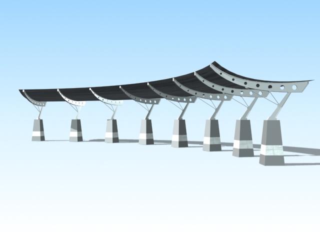 Canopy 3d model free download - cadnav com