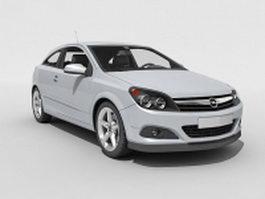 Opel Astra GTC 3d model
