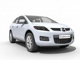 Mazda CX-7 SUV 3d model