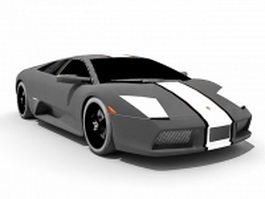 Lamborghini Murciélago 3d model