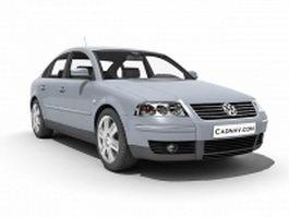 Volkswagen Santana 3d model