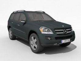Mercedes-Benz GL-Class 3d model