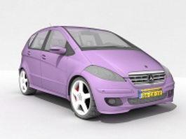 Mercedes-Benz A-Class hatchback 3d model