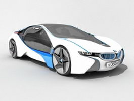 BMW Vision Efficient Dynamics Concept 3d model