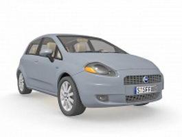 Fiat Bravo Sport 3d model