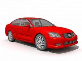 Nissan Altima car 3d model