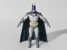 Batman dark knight 3d model