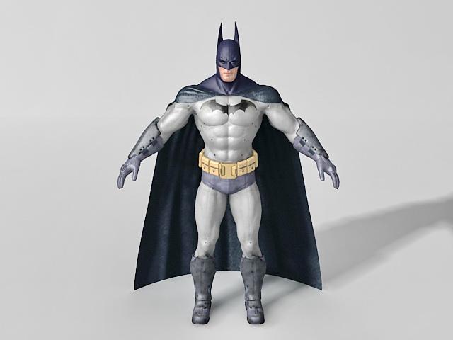 Batman Dark Knight 3d Model 3ds Max Files Free Download
