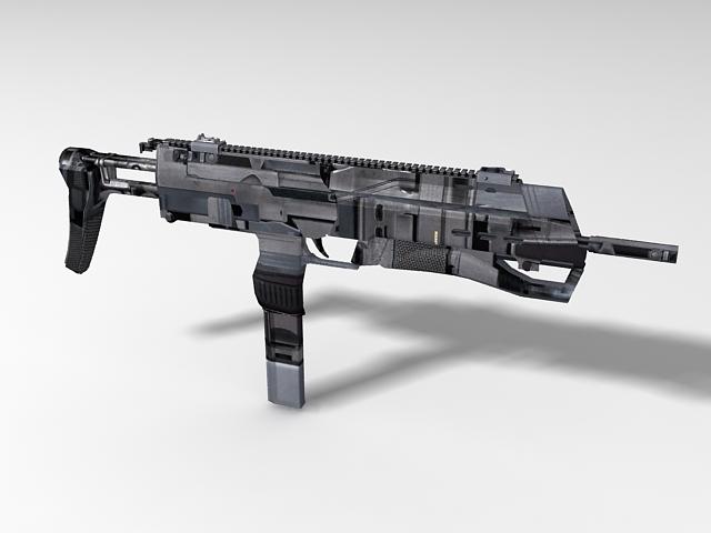 modern sub machine guns