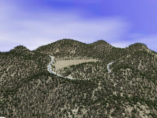 Hills Amp River 3d Model 3ds Max Files Free Download Modeling 34189 On Cadnav