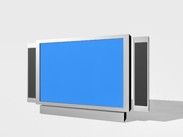 3d flat screen tv