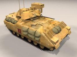 M2 Bradley IFV 3d model