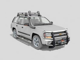 Chevrolet TrailBlazer 3d model