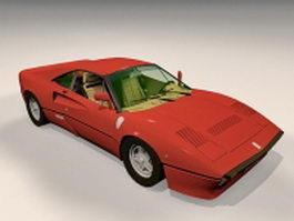 Ferrari 288 GTO 3d model