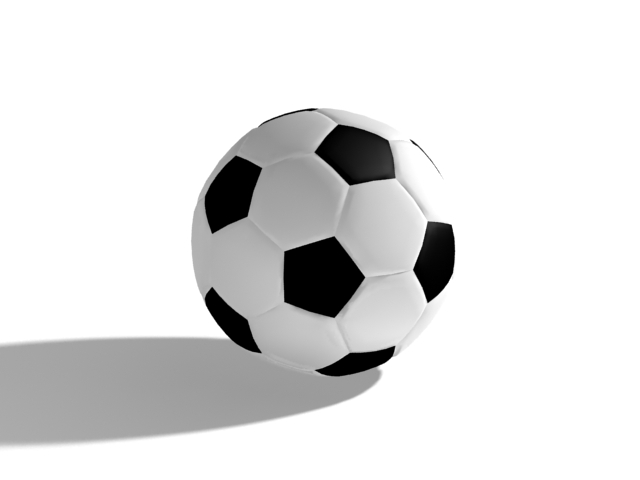 Football Ball 3d Model 3ds Max Files Free Download