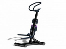 Stepper exercise machine 3d model
