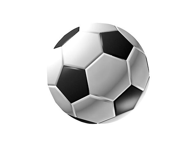 soccer ball 3d model free download