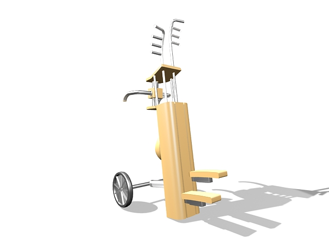 Fitness summit trainer 3d model