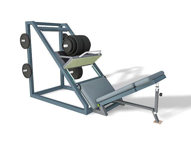 max exercise machine