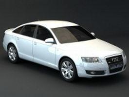 Audi V8 Quattro 3d model