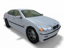 BMW M3 Sedan 3d model