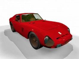 Ferrari 250 GTO 3d model
