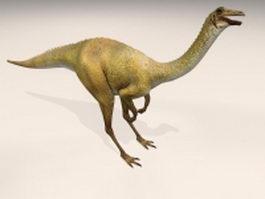 Gallimimus dinosaur 3d model