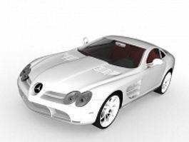 Mercedes-Benz SL-Class 3d model